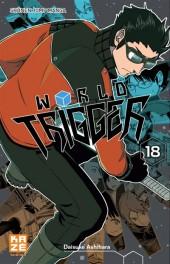World Trigger -18- Tome 18