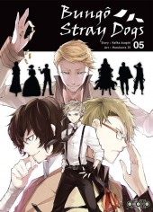 Bungô Stray Dogs -5- Tome 5