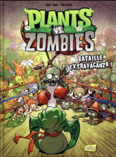 Plants vs. zombies -7- Bataille extravaganza !