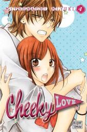 Cheeky love -4- Tome 4