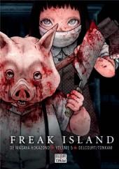 Freak Island -5- Tome 5