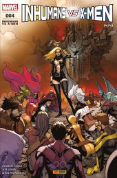 Inhumans vs X-Men -4- Chapitre 4