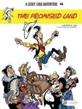 Lucky Luke (en anglais) -7766- The promised land