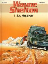 Wayne Shelton -1ES3- La Mission