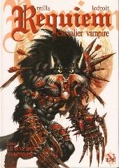 Requiem Chevalier Vampire -4- Le Bal des Vampires
