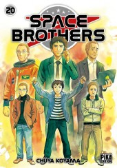 Space Brothers -20- Tome 20