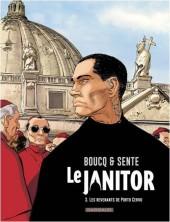 Le janitor -3a2017- Les revenants de Porto Cervo