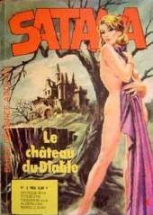Satana (série angoisse) -3- Le château du diable