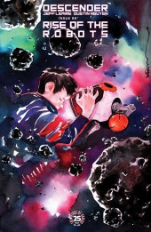 Descender (Image comics - 2015) -25- Rise of the Robots: Part 4 of 5