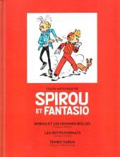 Spirou et Fantasio -2- (Divers) - Trois histoires de Spirou et Fantasio