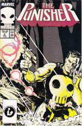 Punisher Vol.02 (Marvel comics - 1987) (The) -2- Bolivia