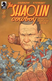 The shaolin Cowboy (2017) -1- Who'll stop the reign?