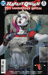 Harley Quinn 25th Anniversary Special (2017) -1A- Harley Quinn 25th Anniversary Special