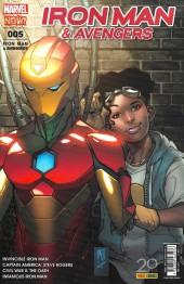 Iron Man & Avengers -5- Le Serment