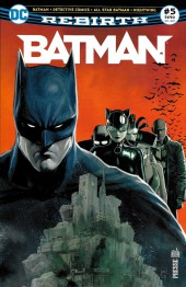 Batman Rebirth (DC Presse) -5- Tome 5
