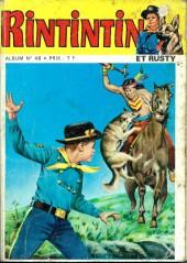 Rin Tin Tin & Rusty (2e série) -Rec48- Album n°48 (du n°62 au n°65)