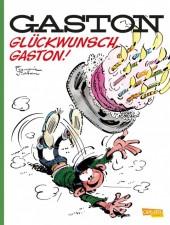 Gaston (en allemand) -60- Glückwunsch, gaston!