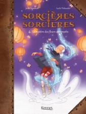 Sorcières sorcières -4- Le mystère des fleurs de tempête