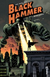 Black Hammer -1- Origines secrètes