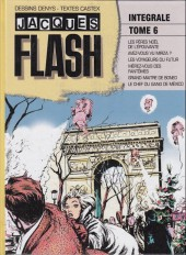 Jacques Flash (Taupinambour) -INT06- Intégrale tome 6