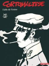 Corto Maltese (Noir et blanc relié) -7- Fable de Venise