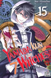 Yamada kun & the 7 Witches -15- Tome 15