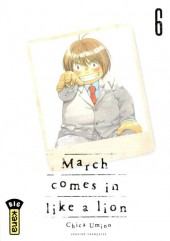 March comes in like a lion -6- Tome 6