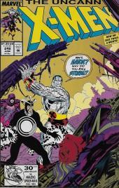 Uncanny X-Men (The) (1963) -248a- Fall