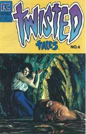 Twisted tales (1982) -4- NO.4