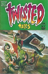 Twisted tales (1982) -8- NO.8
