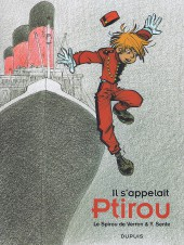 Spirou et Fantasio (Une aventure de / Le Spirou de...) -12HC- Il s'appelait Ptirou