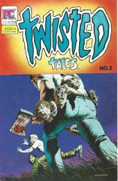 Twisted tales (1982) -2- NO. 2