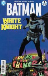 Batman: White Knight (2017) -1VC- Issue 1
