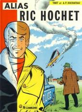 Ric Hochet -9a84- Alias ric hochet