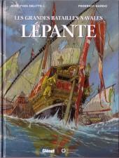 Les grandes batailles navales -5- Lépante