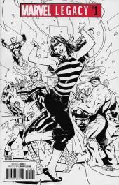 Marvel Legacy -1N- Issue #1