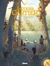 Jacques Cartier (Filippi/Boutin-Gagné) - À la poursuite d'Hochelaga