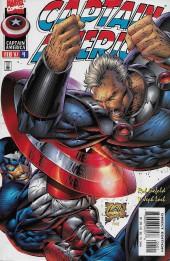 Captain America (1996) -4- Fire