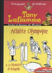 Tony Laflamme -INT2- Athlète Olympique & Le Monstre du Volapük