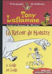 Tony Laflamme -INT3- Le Retour du Monstre & Solde en Solde