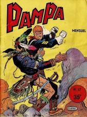 Pampa (Lug - 1re série) -17- Bull Rockett - La dune de la mort noire