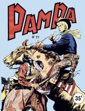 Pampa (Lug - 1re série) -21- Rocky