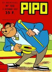 Pipo (Lug) -122- Les trésors n'apportent pas la fortune