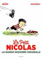 Le petit Nicolas -0- La Bande dessinée originale