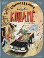 Commissaire Kouamé -1- Un si joli jardin