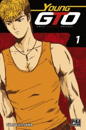 Young GTO - Shonan Junaï Gumi (Volume Double) -1- Tome 1