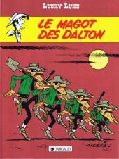 Lucky Luke -47a84- Le magot des Dalton