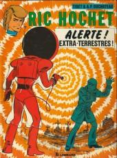 Ric Hochet -22b84- Alerte ! extra-terrestres !