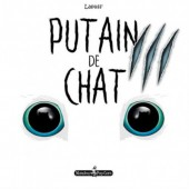Couverture de Putain de chat -3- Putain de chat III