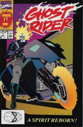 Ghost Rider (1990) -1- Life's Blood